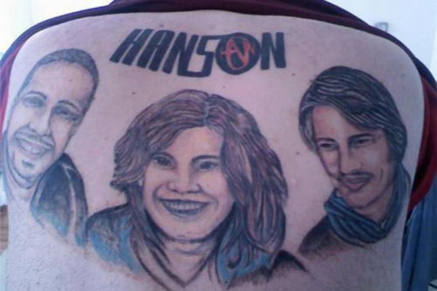 Hanson Tattoo
