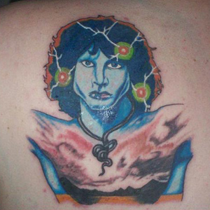 Jim Morrison Tattoo
